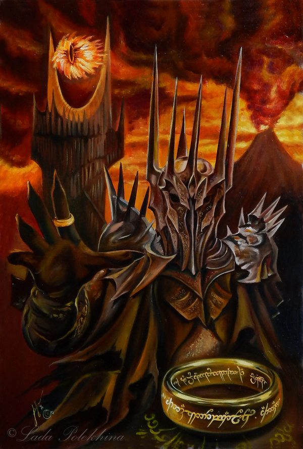 Мордор (mordor) — wlotrpedia