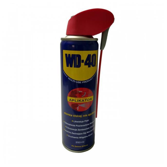 Wd-40 важные советы и рекомендации по применению
