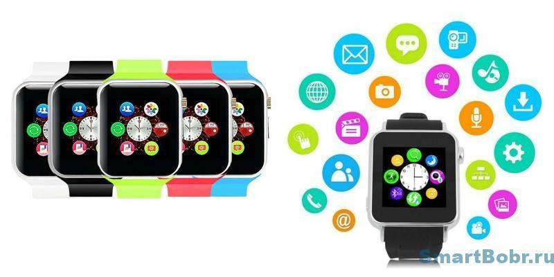 Какие умные часы лучше выбрать: модели smart watch