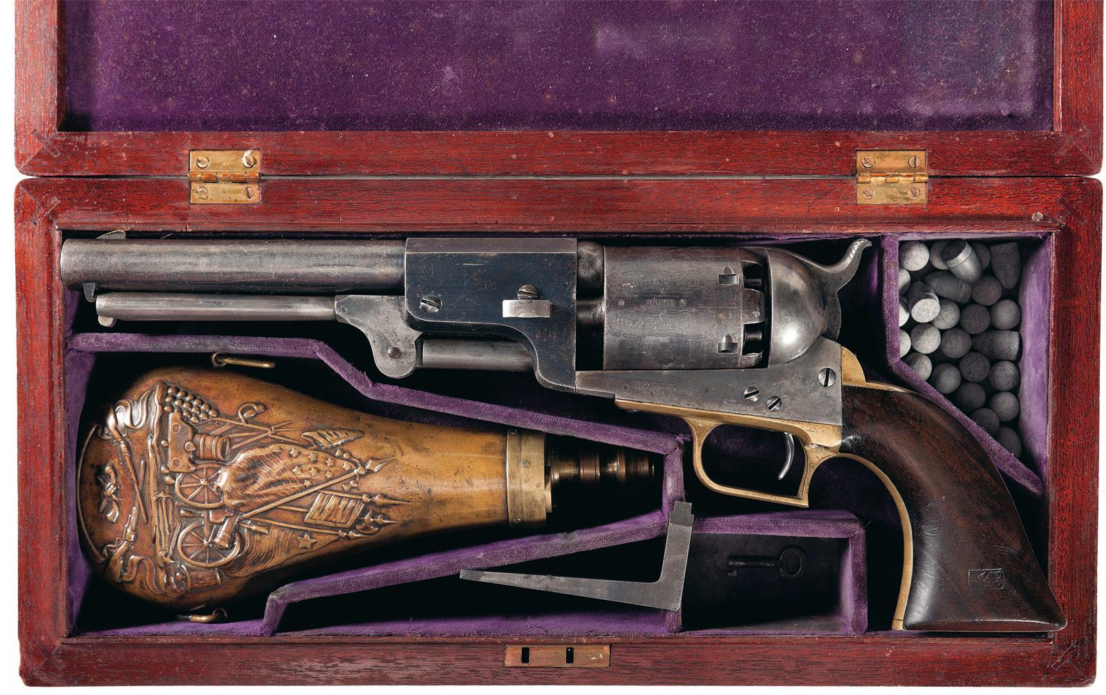 Так ли плох «наган», или какой револьвер выбрать попаданцу в 1895 году – warhead.su