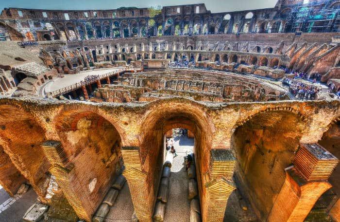 15 интересных фактов о римском колизее