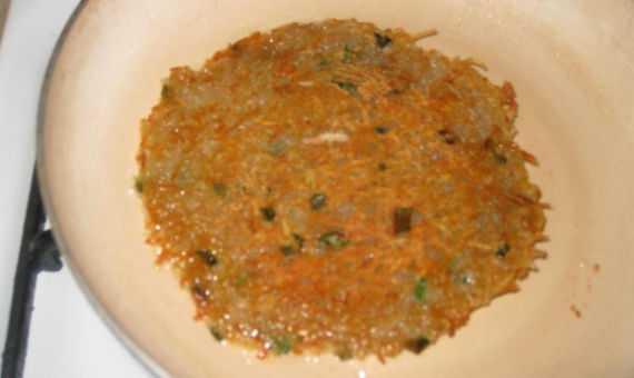 Картофельный хашбраун / блюда из картофеля / tvcook: пошаговые рецепты с фото