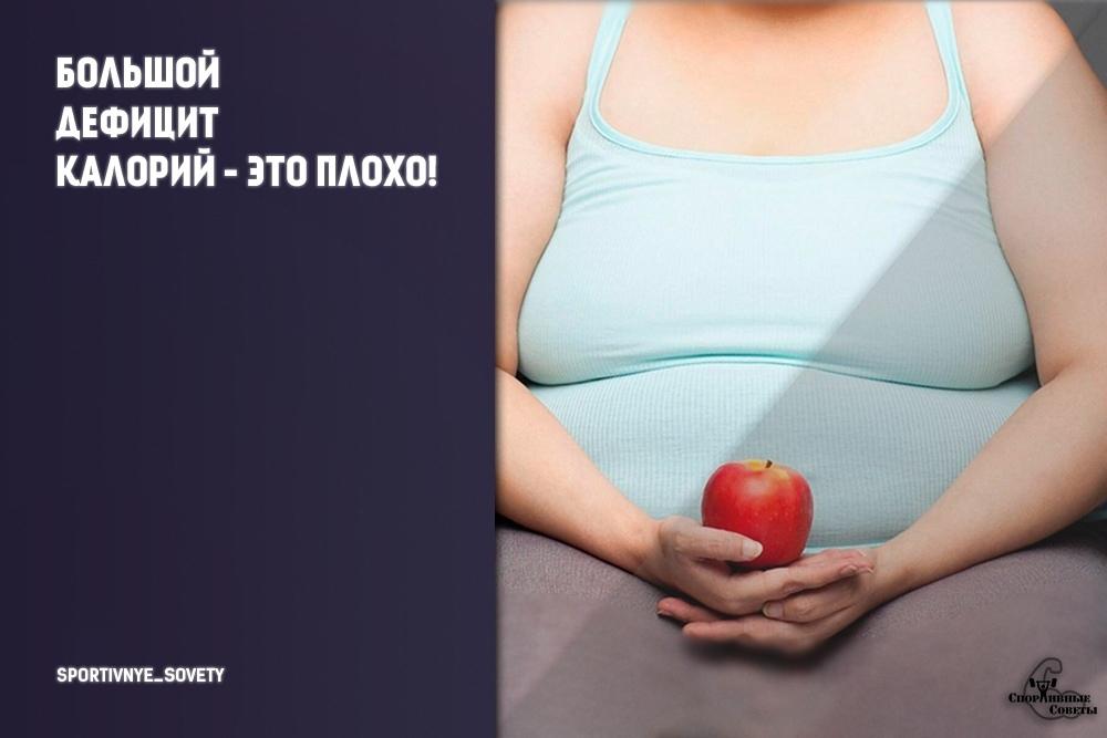 Сколько калорий необходимо потреблять ежедневно для набора мышечной массы или веса?