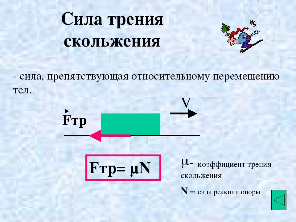 Что такое сила трения качения и по какой формуле ее можно вычислить?