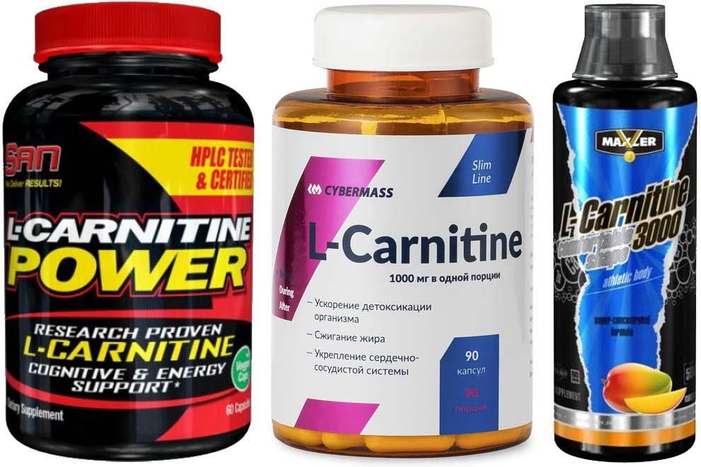 Л-карнитин: польза и вред, как принимать для похудения, отзывы, аналоги