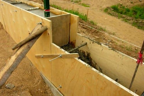 Несъемная опалубка – что это такое, преимущества и недостатки, монтаж конструкции