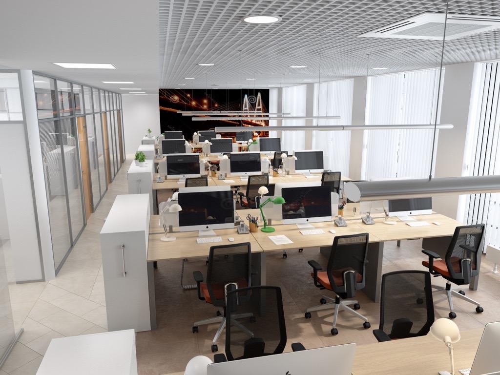Как эффективно работать в open-space офисе – конструктор успеха