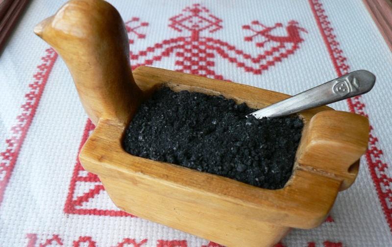 Черная четверговая соль что это такое польза и вред