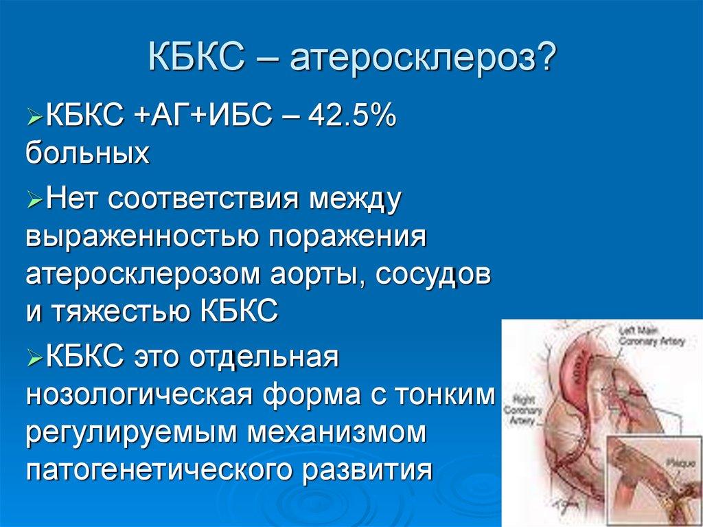 Атеросклероз сосудов сердца: причины, симптомы, диагностика и лечение