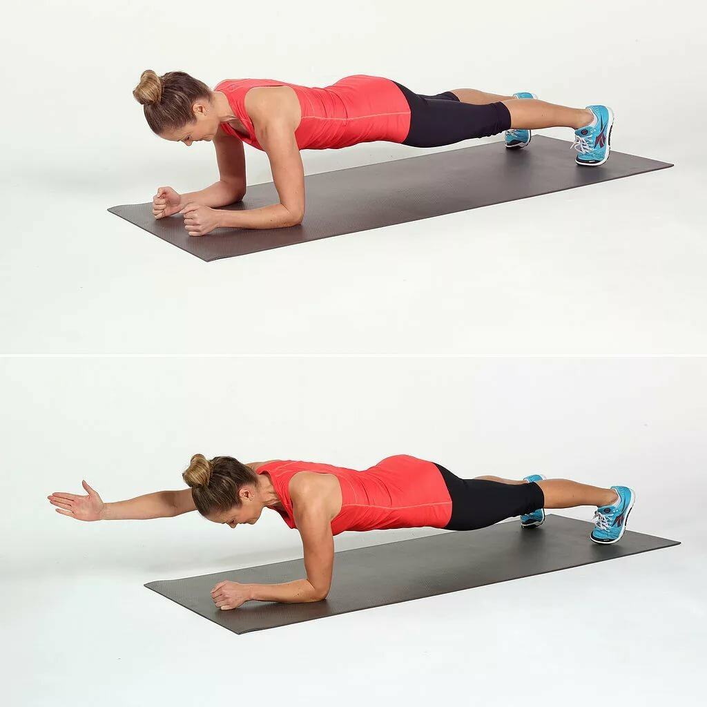 Что дает упражнение планка для мужчин steepmen