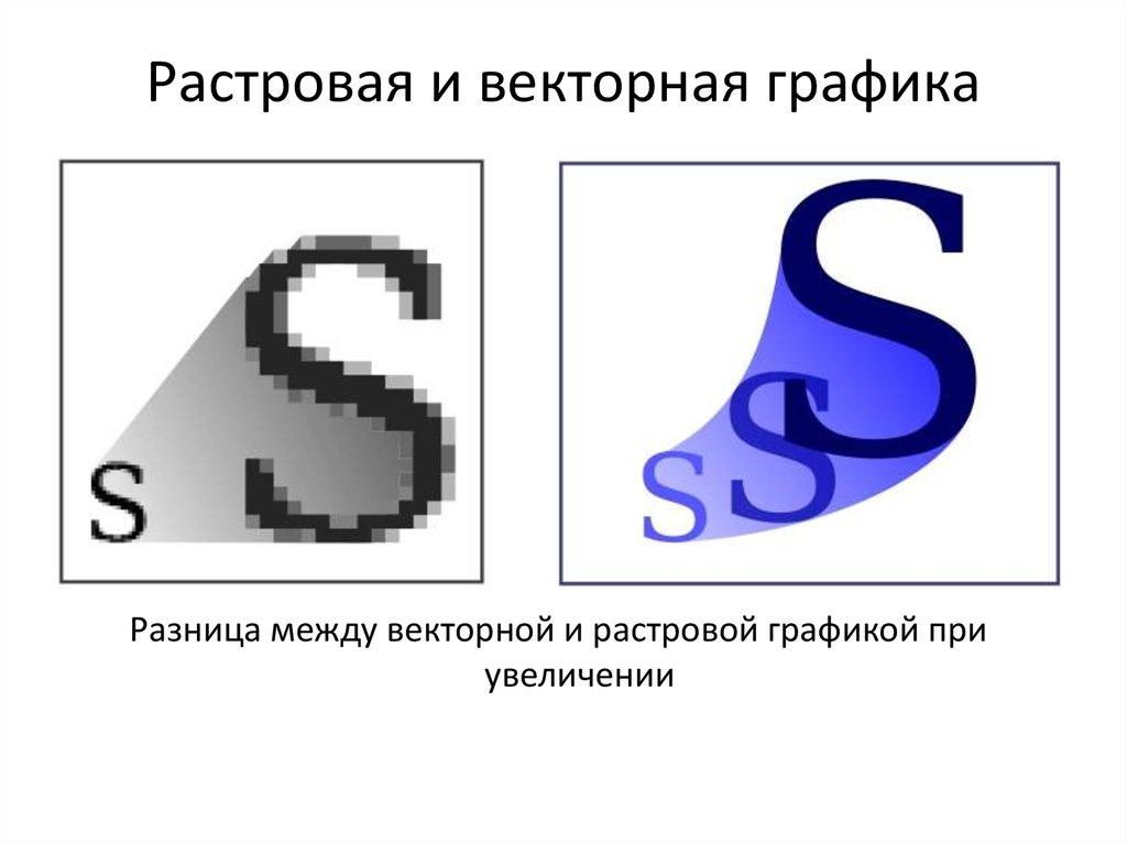 Векторная и растровая графика - что это такое, особенности изображений | pvstoker