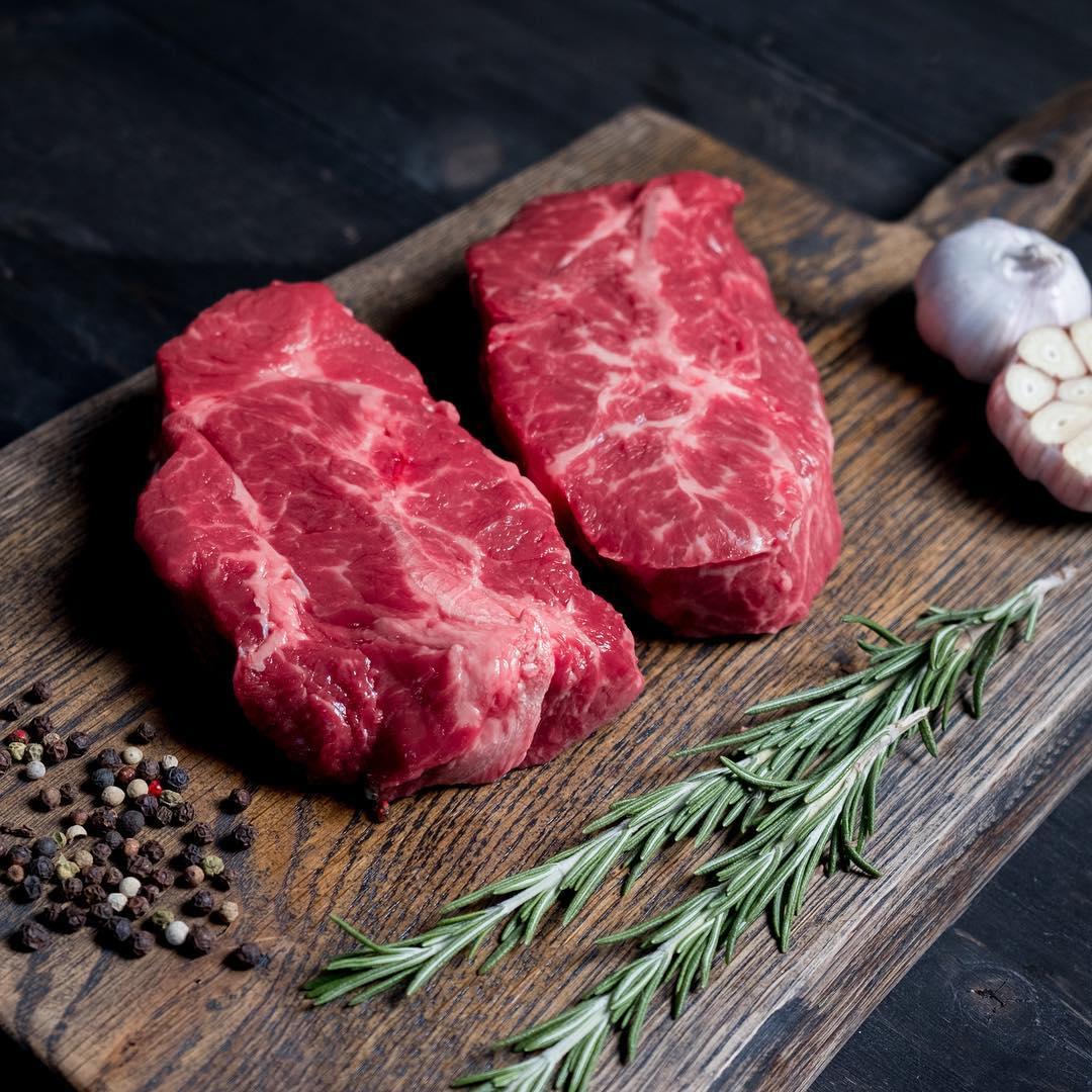 Какие породы бычков подходят для получения мраморного мяса?
