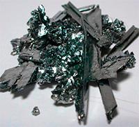 Хром. описание, свойства, происхождение и применение металла - mineralpro.ru