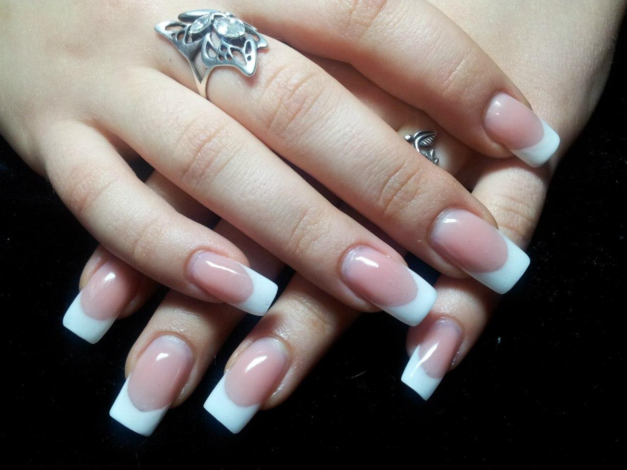 Коррекция нарощенных ногтей | ledi-manikyur.ru