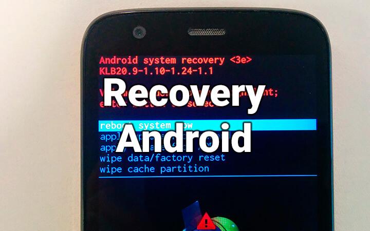 Что такое recovery на android и для чего оно нужно?