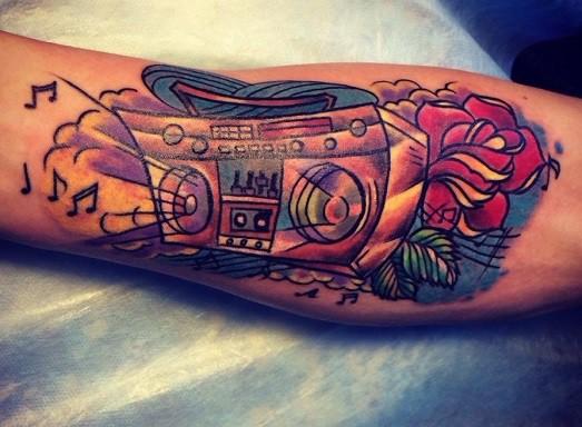 Что такое олд скул нью скул татуировки? (12 фото)