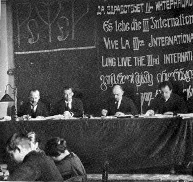 Организационная структура. коминтерн и мировая революция. 1919-1943 [litres]