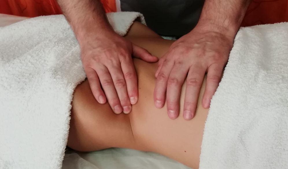 Лечение боли в спине с помощью висцеральной хиропрактики