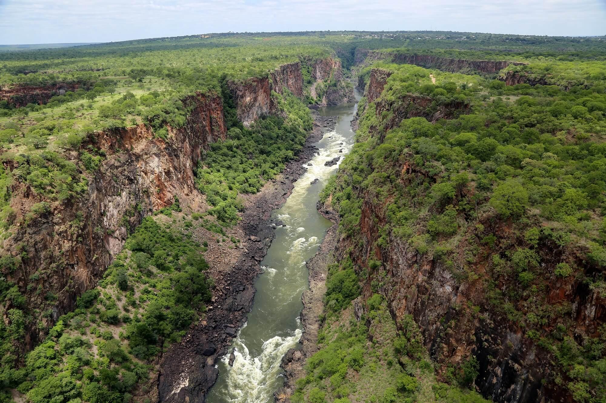 Замбези (река) википедия