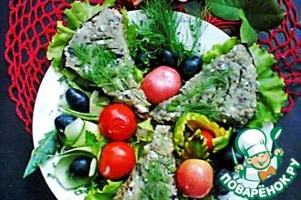 Форшмак – классический рецепт традиционной еврейской закуски