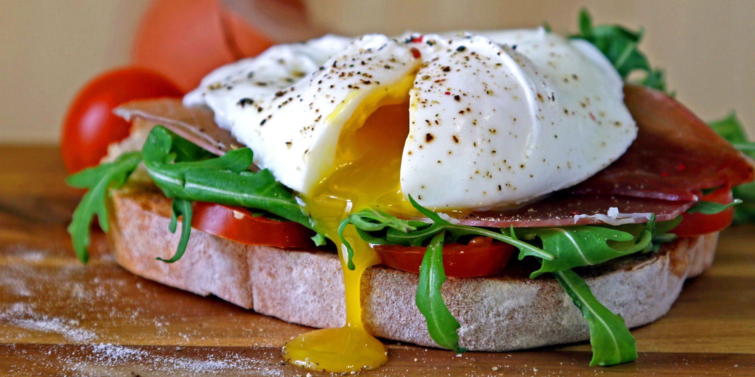 Яйцо пашот – кулинарный рецепт