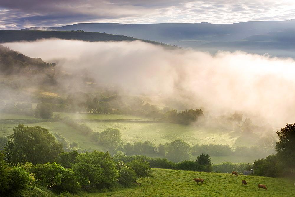 Уэльс – край древних замков и удивительных по красоте природных парков | nice places