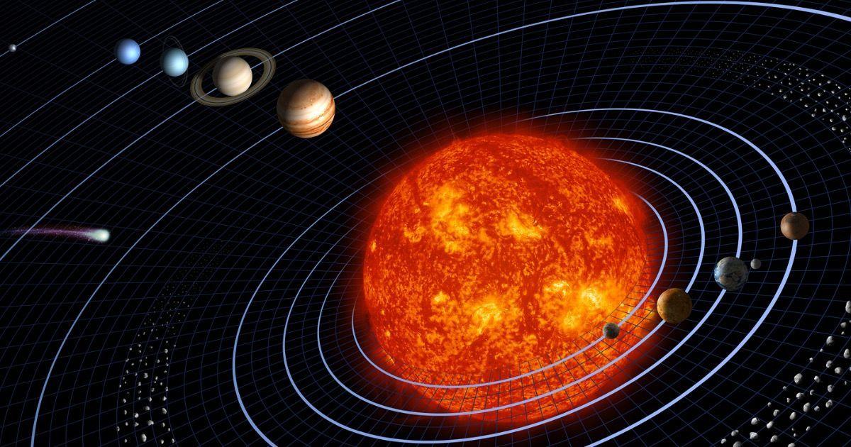 Планеты солнечной системы: их особенности и порядок