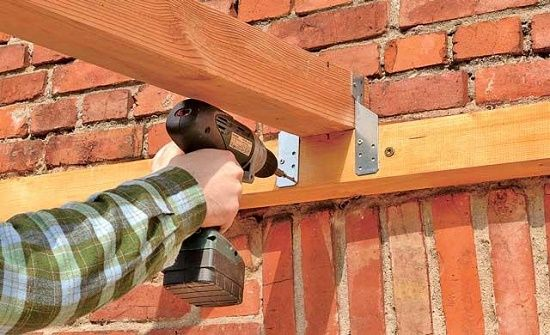 Навес своими руками: правила постройки и варианты установки навесов (145 фото + видео)