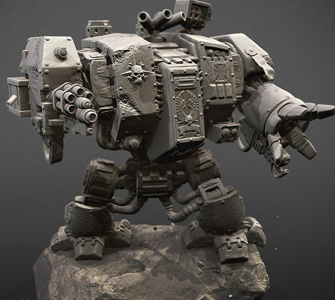 Дредноут   warhammer 40000 wiki   fandom
