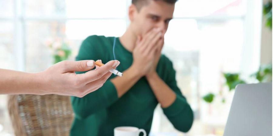 Влияние пассивного курения на здоровье взрослых и детей