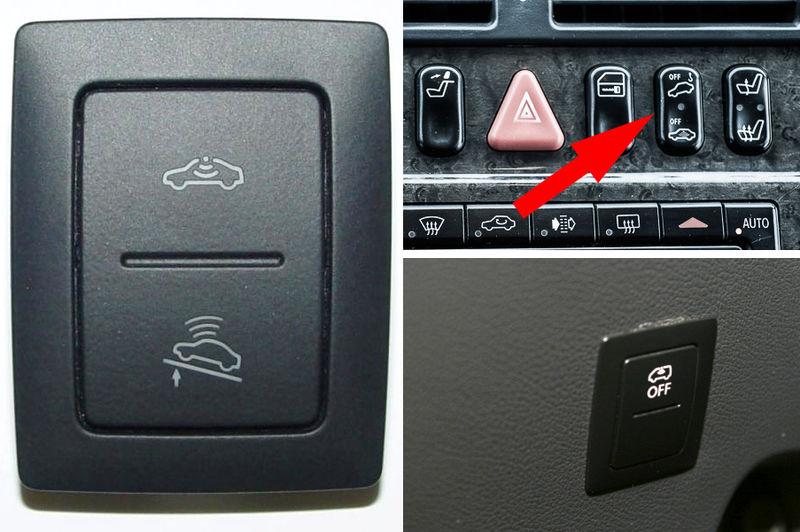 Авто холд кнопка что значит?