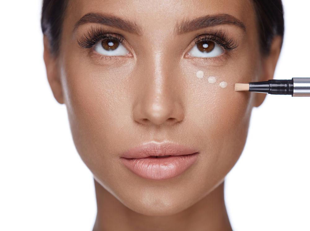 Консилер для лица — косметика для идеального визажа