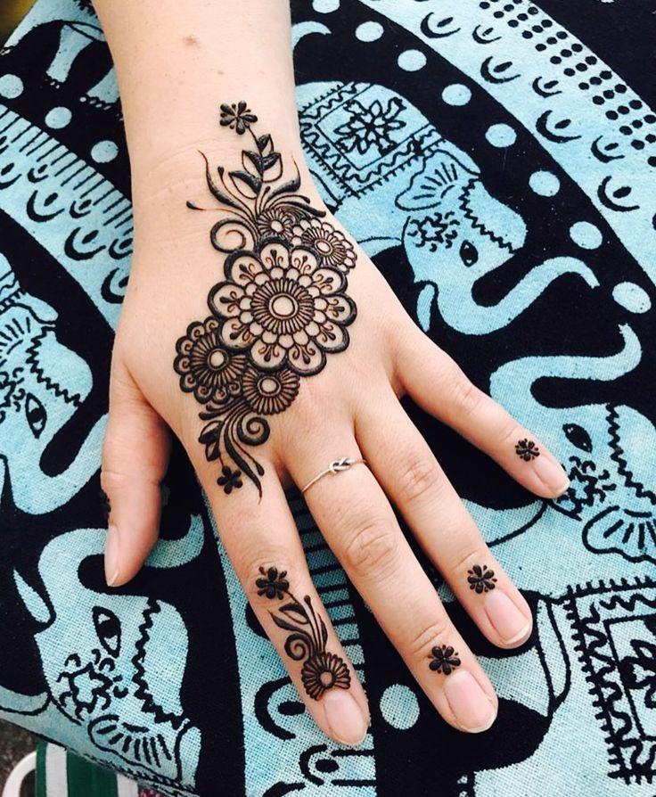 Мехенди на руках и ногах: зачем невестам рисуют такие узоры на свадьбу?