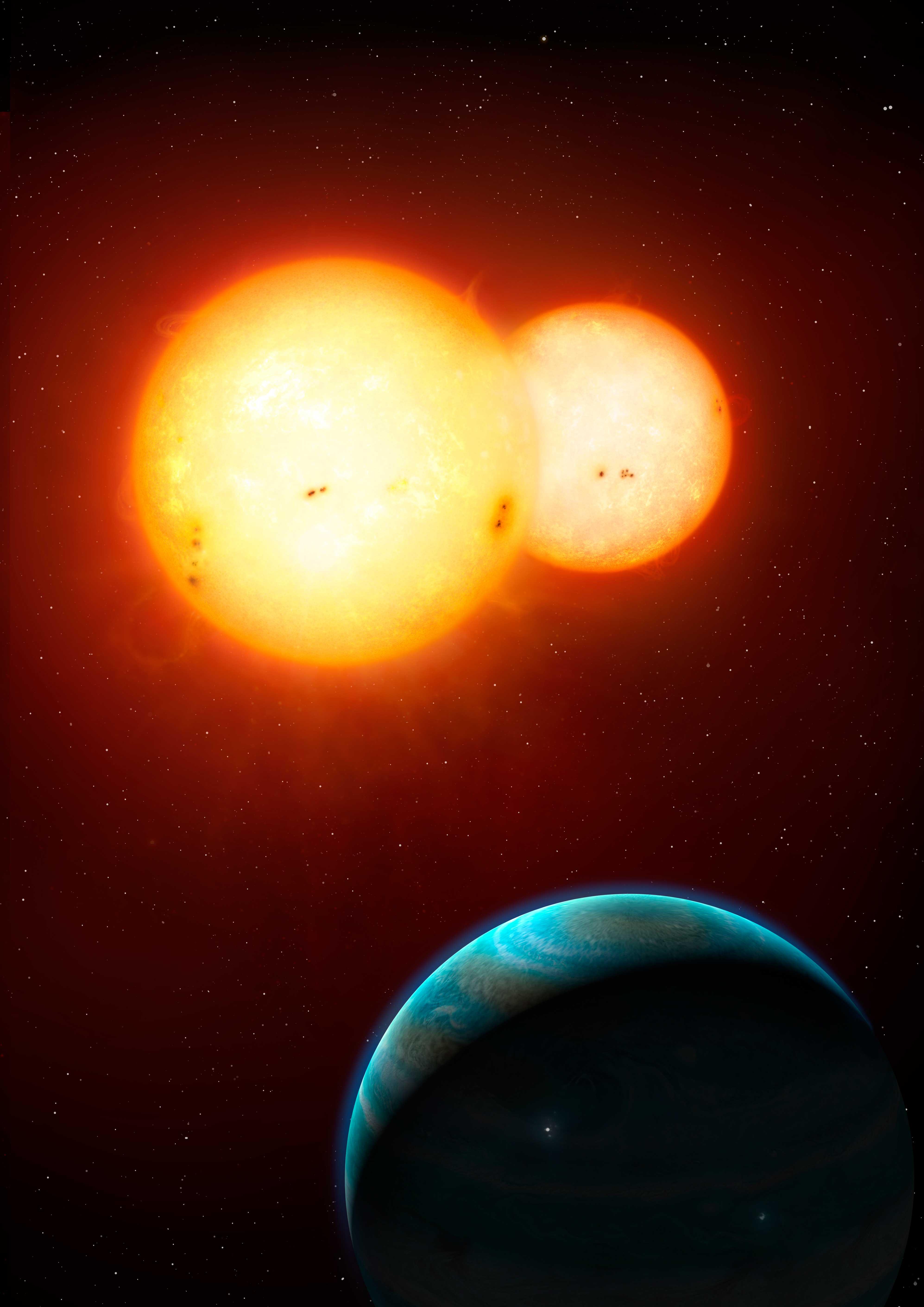 Двойные и кратные звёзды