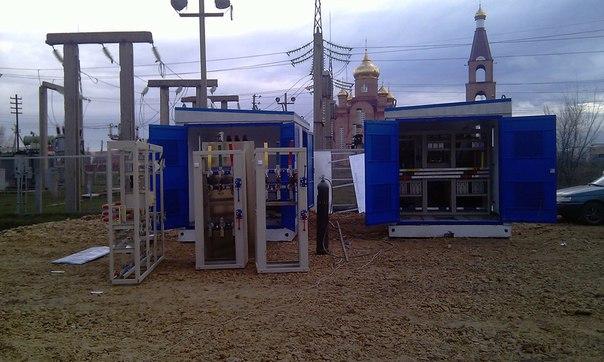 Промышленные ктп 10(6) кв — комплектные трансформаторные подстанции