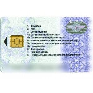 Список документов для получения водителем карты тахографа в 2020 году