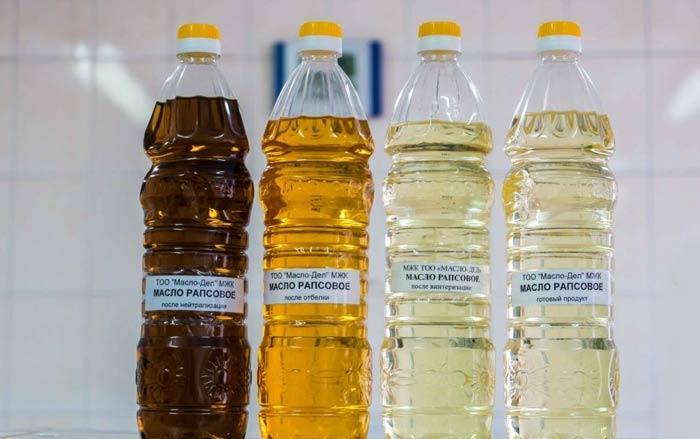 Что такое рапсовое масло? польза и вред здоровью — научные данные