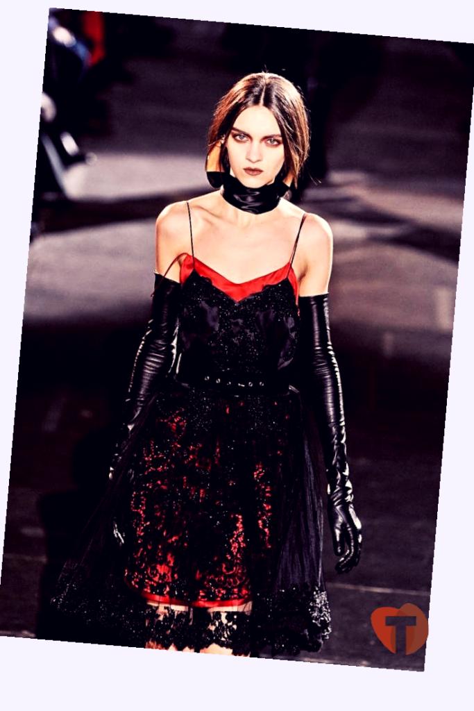 Женщина вамп - что это такое, стиль вамп, макияж и одежда в стиле вамп, образ роковой женщины