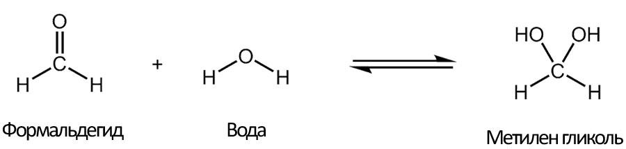 Что такое формалин и формальдегид: влияние на организм человека отравление.ру