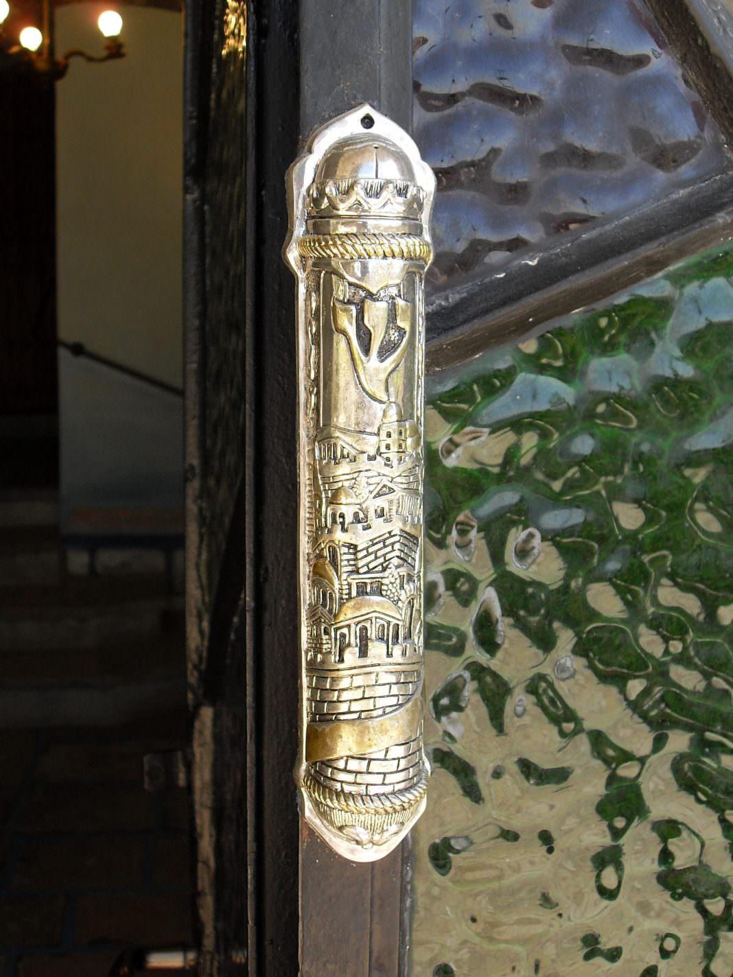 Мезуза — знак еврейского дома - женские тайны