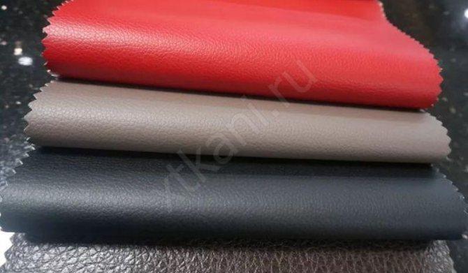 Что такое композитная кожа, ее применение для обуви и сумок