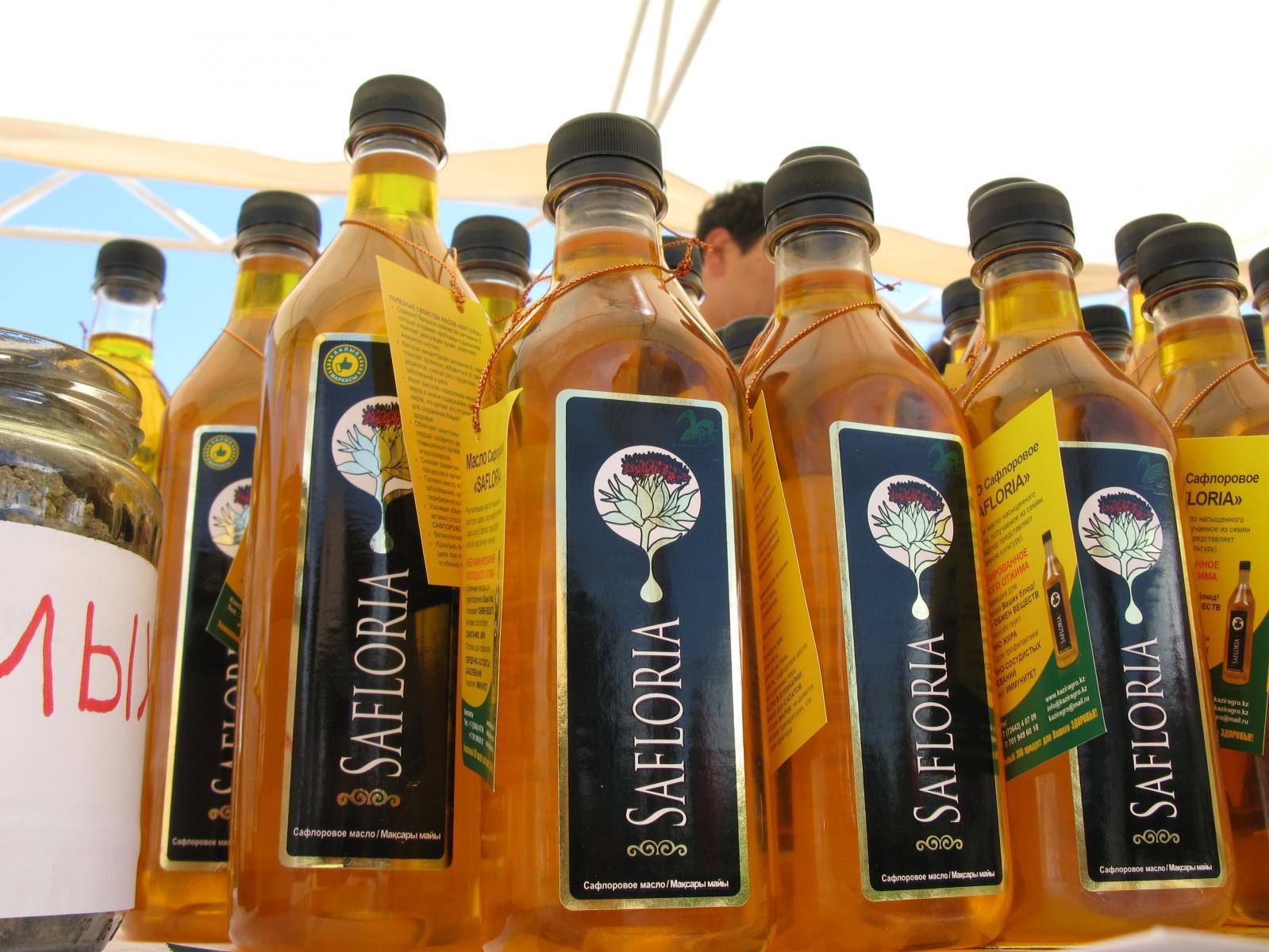 Сафлоровое масло польза и вред как принимать - всё для пользы