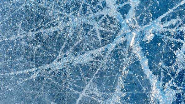 Лёд – твердое состояние воды - свойства льда и его разновидности