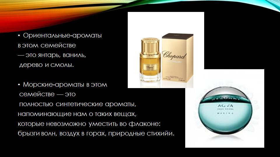 Фужерные ароматы: что это такое, выбираем ароматы для мужчин и женщин