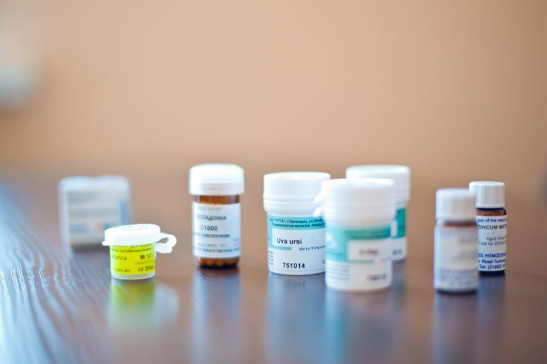 Гомеопатия: растворенная медицина