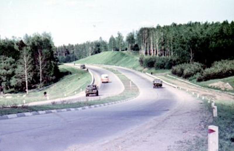 Московская кольцевая автомобильная дорога — энциклопедия нашего транспорта