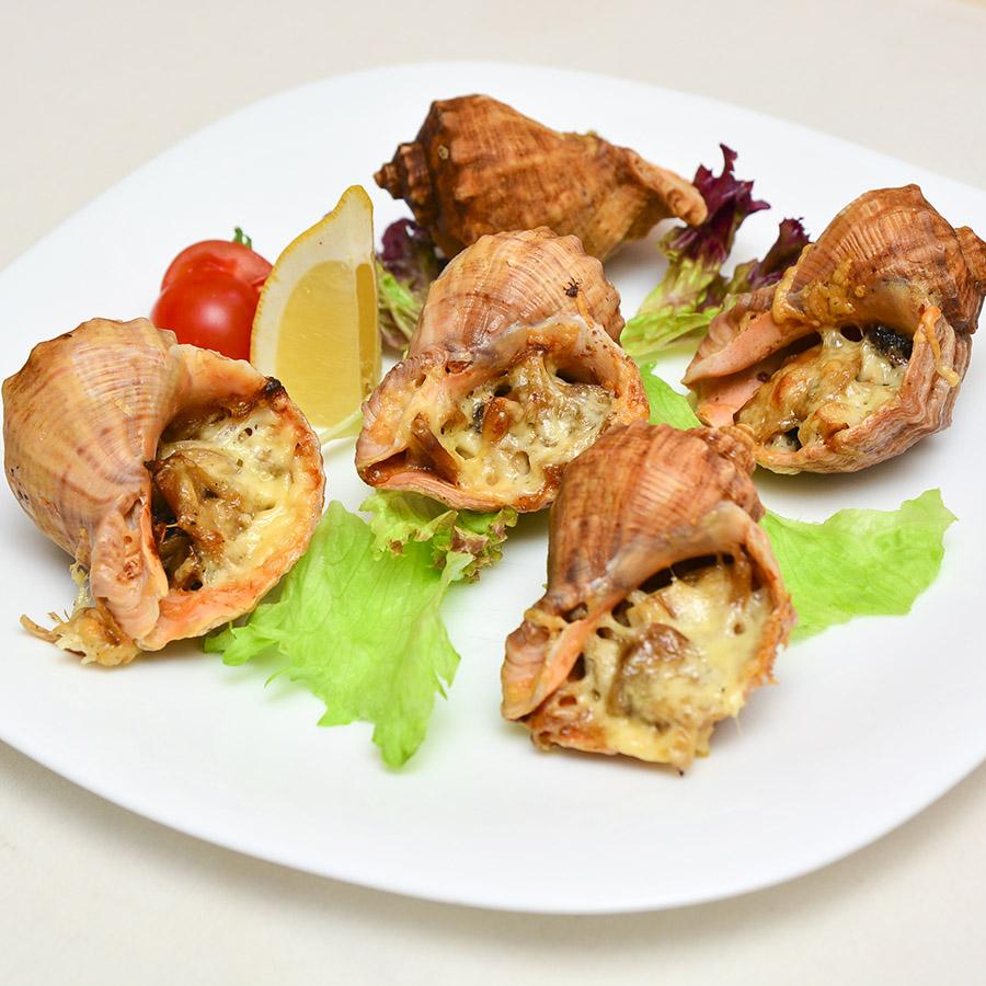 Рапан черноморский: фото и описание вида, рецепт приготовления