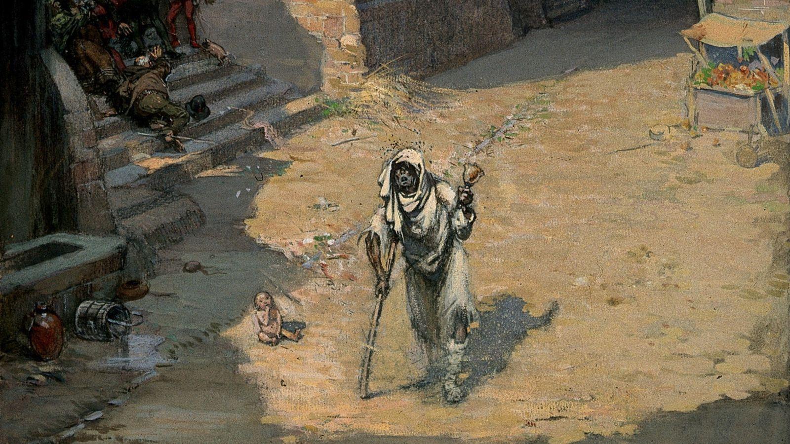 Средневековая напасть: что такое проказа
