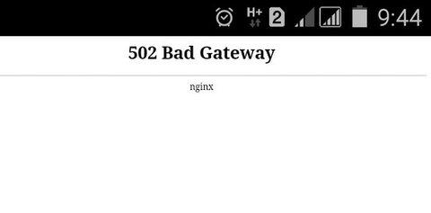 Ошибка 502 bad gateway - как исправить ⋆ lifeservice