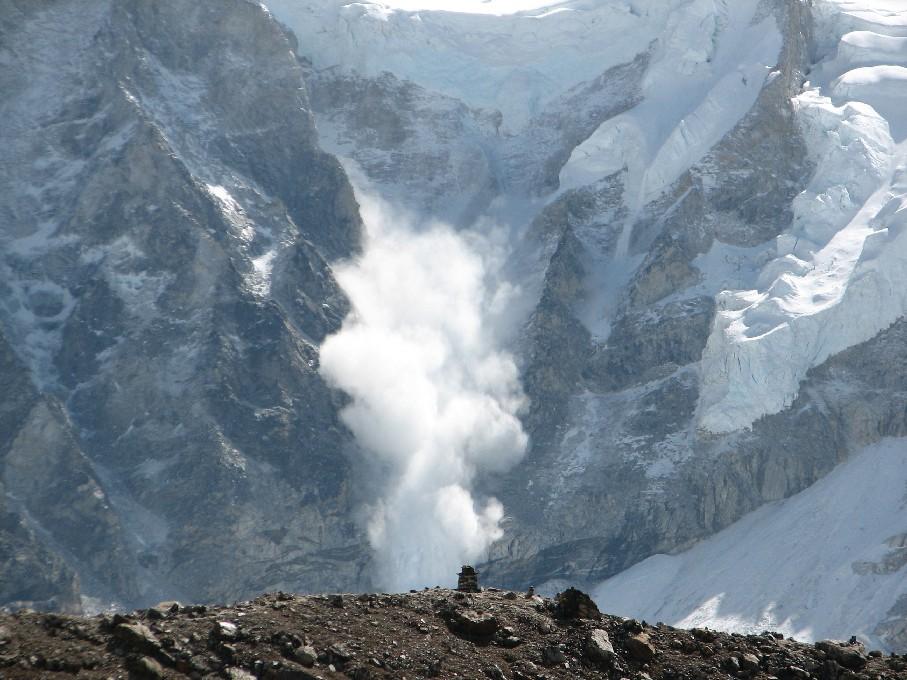 Классификация снежных лавин: виды, типы, лавинная безопасность